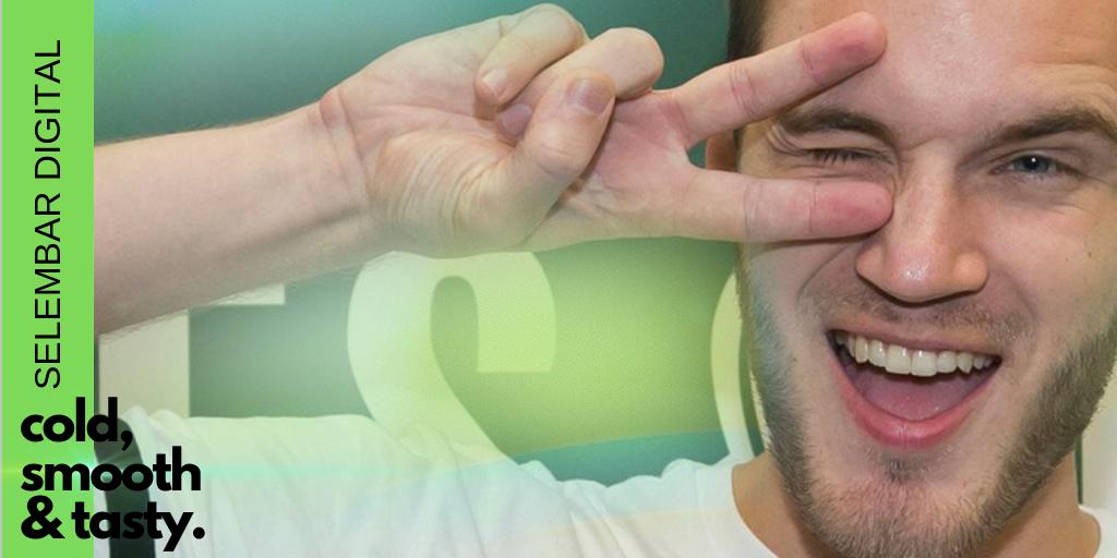PewDiePie kesampingkan YouTube dan Twitch untuk Platform Blockchain dari DLive.