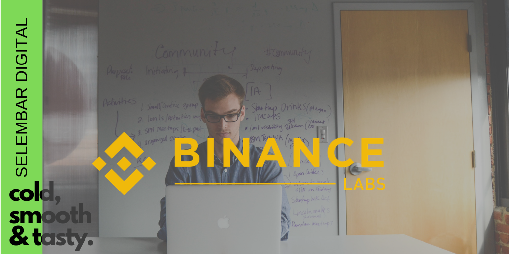 Binance Labs telah memberikan $ 45.000 untuk tiga proyek yang berbeda.
