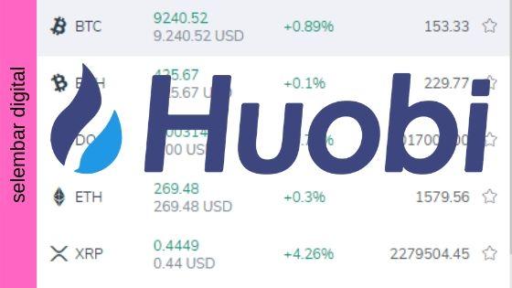 Exchange Review   Huobi – Platform perdagangan canggih yang dikelola oleh HBUS Holdco
