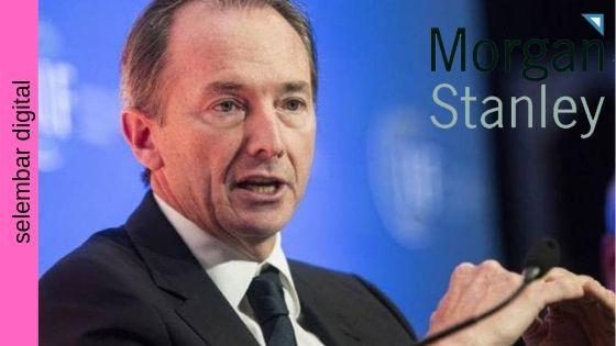 CEO Morgan Stanley membanting kebijakan perdagangan AS, regulasi
