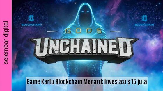 Game Kartu Blockchain Menarik Investasi $ 15 Juta