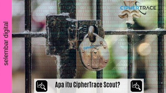 Apa Itu CipherTrace Scout?