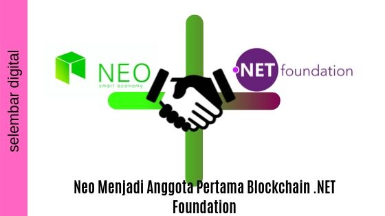 Neo Menjadi Anggota Pertama Blockchain .NET Foundation