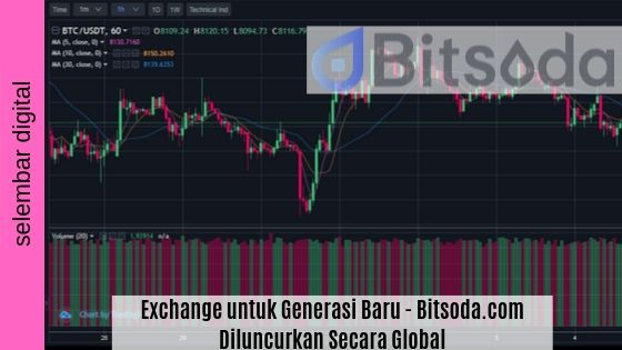Exchange Untuk Generasi Baru – Bitsoda.com Diluncurkan Secara Global