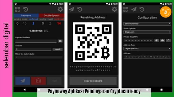 Paynoway Aplikasi Pembayaran Cryptocurrency
