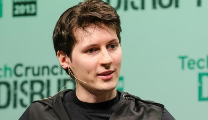 Pavel Durov CEO Telegram