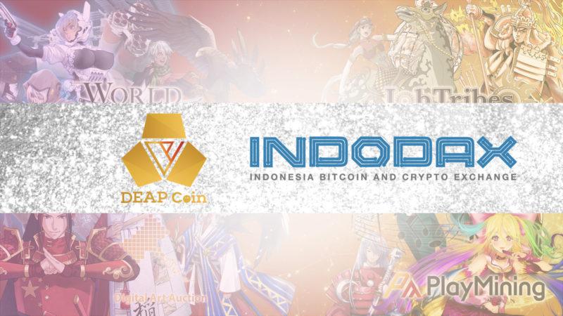DEP dan INDODAX