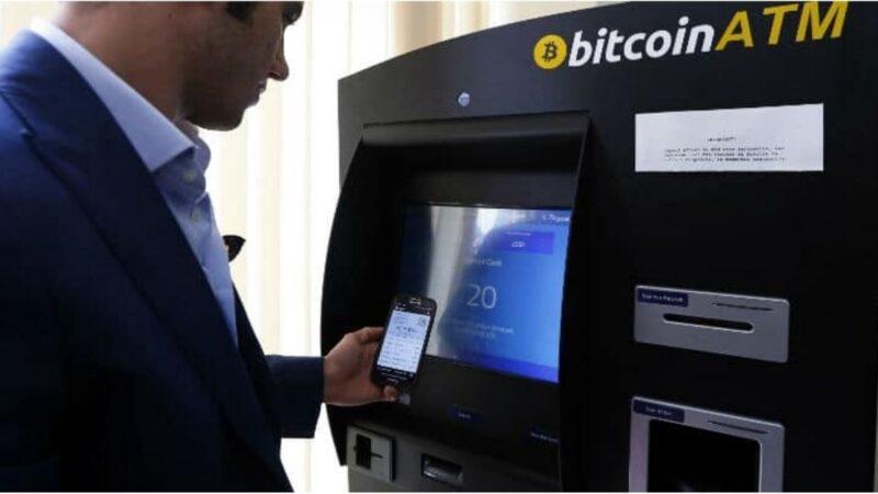 Jumlah ATM Bitcoin Tembus 10.000 di Seluruh Dunia