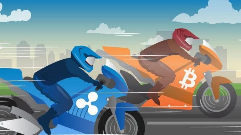 Perbedaan Bitcoin dan XRP