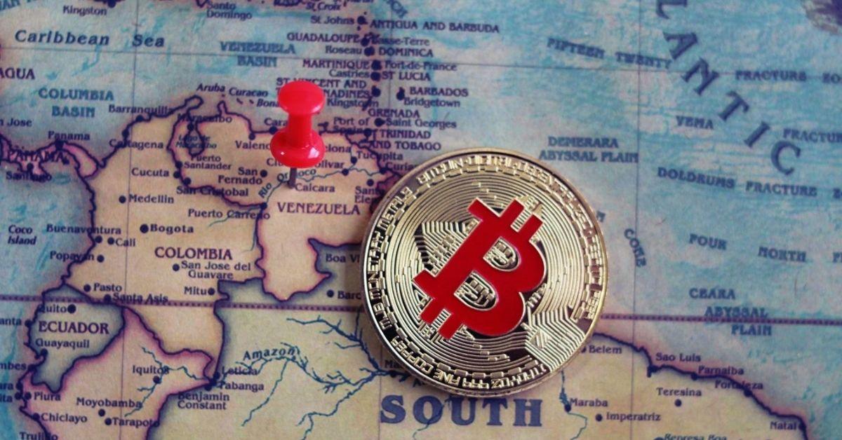 """90 hari percobaan """"bursa saham terdesentralisasi"""" Venezuela"""
