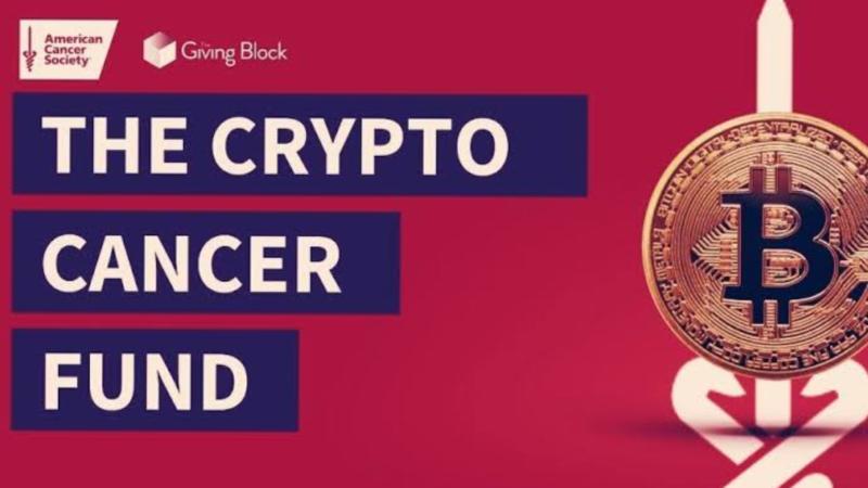 American Cancer Society Meluncurkan Crypto Cancer Fund yang Pertama Kali
