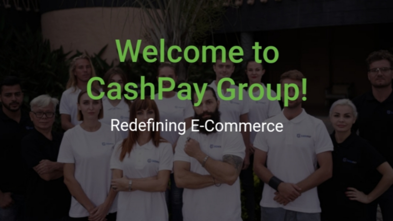 CashPay: Marketplace E-Commerce Didukung oleh Cryptocurrency Diluncurkan