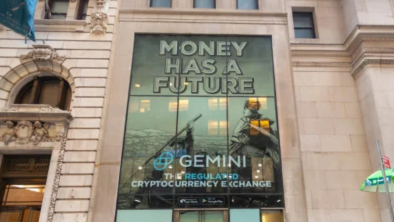 Bursa Crypto Gemini Winklevoss Luncurkan Program 'Earn'