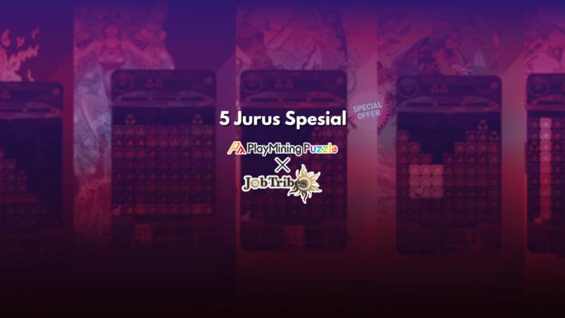 Kuasai 5 Jurus Spesial, Permudah Raih Kemenangan | PlayMining Puzzle