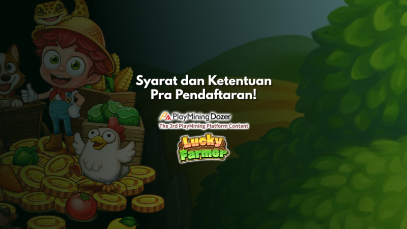 Lucky Farmer Bagi-Bagi NFT Gratis! Syaratnya Mudah Banget