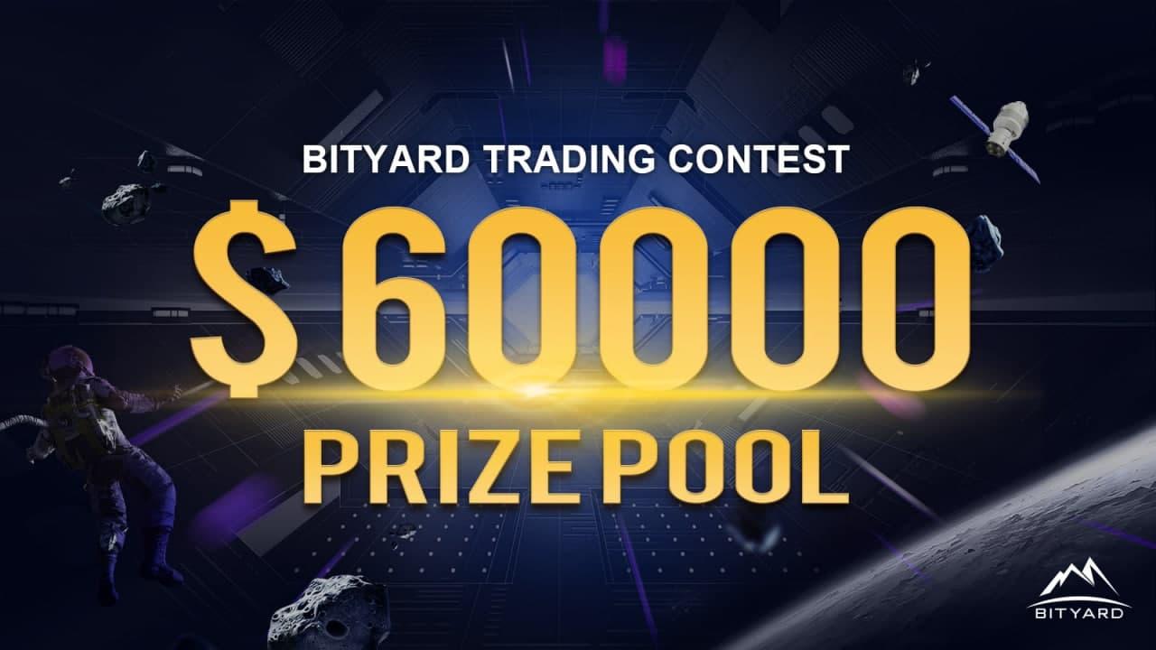 Kompetisi Trading Bityard Spesial