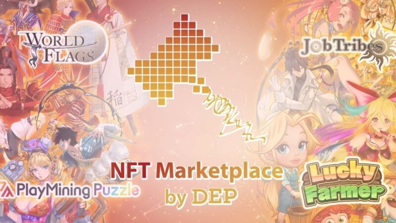 Wadah bagi para Kreator Seni dari Penjuru Dunia | NFT Marketplace DEP