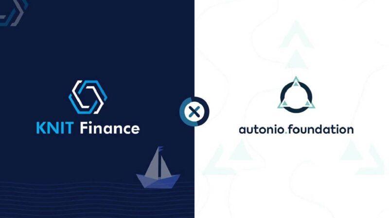 Knit Finance Gandeng Autonio Foundation Guna Mengintegrasikan Token $NIOX